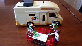 Playmobil Campervan