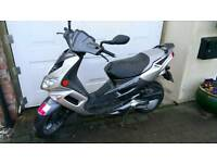 Peugeot 100cc Speedfight