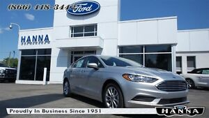 2017 Ford Fusion *NEW* SEDAN SE *200A* FWD *REVERSE SENSING*