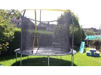10 foot folding sportspower trampoline *NEW*