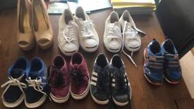 Various shoes
