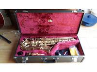 Yamaha YAS-25 Saxophone (used)