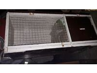 HUTCH suitable for small rabbit or guinea pigs indoor maybe shed