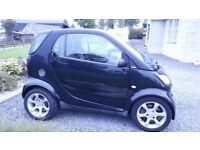 2005 SMART FORTWO CITY COUPE LOW MILEAGE