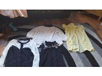 Massive bundle size 8 clothes some new