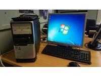 Dell pc for sale . Windows 10. Windows 7. Licenced operating system.