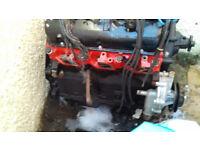 V6 ESSEX 3 LITRE ENGINE ,CAPRI ,SCIMITAR SPARES OR REPAIR