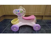 Fisher Price Musical Pony (ride-on toy)