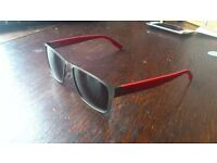 Hugo Boss Sunglasses (red)