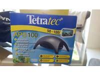 Tetratec APS 100 Air Pump Aquarium