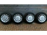Mercedes 16 inch alloy wheels