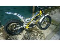 2013/4 Sherco ST300cc trials bike