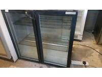 Autonomis commercial undercounter bar drinks chiller fully working in good condition