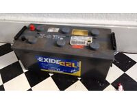 Exide 140aH Gel Leisure Battery. OE for VW T4 Westfalia California suit others