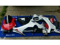 Yamaha r1 2015 fairing set