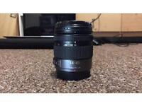Panasonic lumix 14 - 45mm Mega OIS 3.5 - 5.6f lens