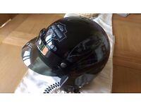 Harley Davidson open Face Helmet