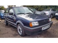 CLASSIC POLO 1.3GT - LHD - 1 OWNER - F/VW/S/H - UNIQUE!!