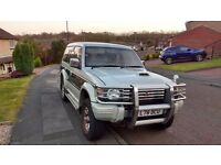 Pajero for sale spares or repair