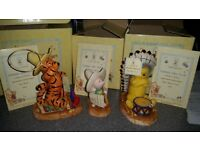 Winnie-the-Pooh Wild West Collection by Royal Doulton