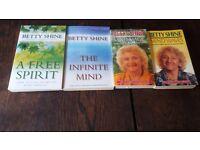 Betty shine books . All four for £15