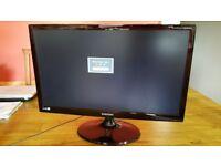 Samsung Syncmaster monitor 24 inch S24B350 Full HD