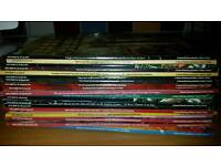 Job lot of warhammer lord of the rings white dwarf mags