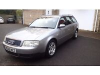 Audi A6 S-Line Avant Estate 2.4 LPG FSH Just Spent £700 Auto Low Miles