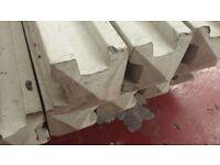 🌟 Best Quality Concrete Fence Posts