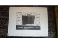 New Luggage Briefcase still boxed and sealed