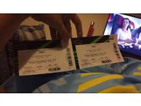 2 tickets for steps and vengaboys at Wembley on Saturday 25th