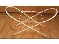 Moses basket stand & carrycot stand