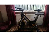 exercise bike,excellent condition,also abs machine,as new.
