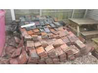 Rosemary reclaimed roof tiles - over 1000 available open to offers