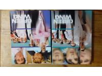 Green Wing TV show DVD box sets, series one & two