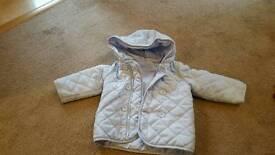 Boys coat 6-9 months