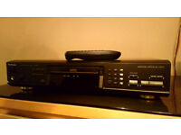 Technics SL-PG4 CD Player with remote control