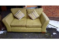 Free two seater M&S sofa (collection only)