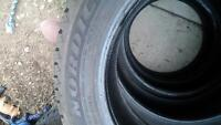 215/55r17 goodyear winters for sale.