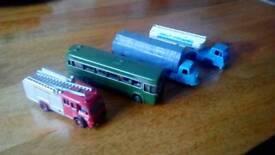 OO gauge vehicles