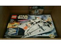 Lego Star Wars Snowspeeder Set 75144