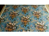 1.7mtrs Bird and Vase fabric by G P & J Baker
