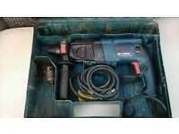 Bosch 110 volt hammer drill