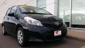 2012 Toyota Yaris LE Automatic.  LOW KM's