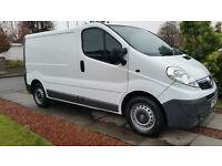 Vauxhall Vivaro. 07 reg. 105000 miles. Clean condition. REDUCED PRICE.