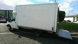 Ford transit Luton tail lift 115 T350 No VAT