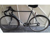 Vintage racing bike 35 pounds