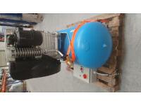 ABAC PRO B7000 270 FT10 (B741/270) Belt Driven Air Compressor (10 HP 270 Litre 42.4 CFM) 3 Phase