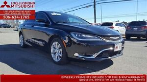 2015 Chrysler 200 C- loaded FOR ONLY $152 BW in May ONLY!