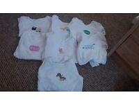 unisex vests - 50P FOR THE LOT NEED GONE - smoke abd pet free